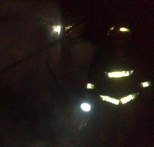 3 راس گاو در آتشسوزی انبار روستای دهنهسر شیجان زندهسوز شد