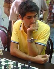 شطرنجباز خمامی استاد بینالمللی میشود