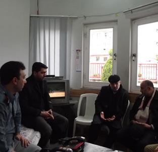 خمام - بیشاز 40 خانوار روستای تیسیه از نعمت گاز روستایی بهرهمند شدند