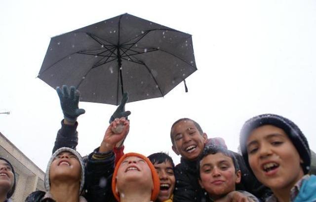 مدارس بخش خمام تعطیل اعلام شد