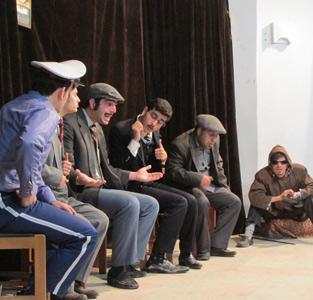 خمام - جنگ شادی تا 28 بهمن تمدید شد