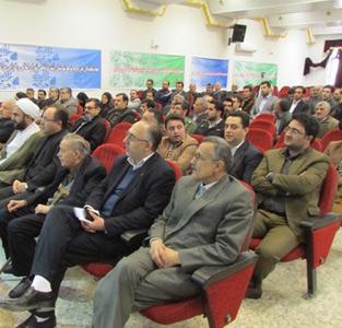خمام - همایش «سوانح و حوادث در کمین مردان ایرانی» در خمام برگزار شد