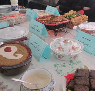 خمام - جشنواره غذاهای سنتی برگزار شد