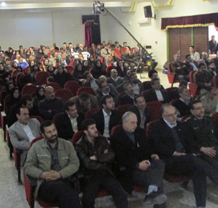 خمام - گزارش عملکرد ششماه اول شورای شهر