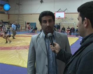 مصاحبه با «مهیار صفری» در برنامهی «با ورزش»