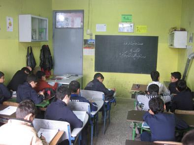 طرح آموزشی «مهارت مراقبت از خود» در دبستان مولوی پیگیری شد
