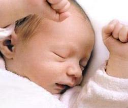 خمام - اولین نوزاد خمام در سال 93 دختر بود