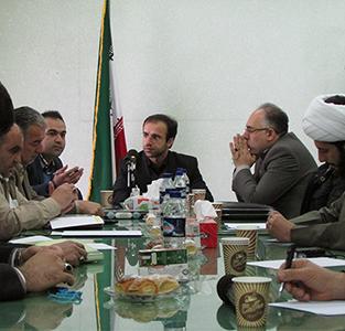 خمام - اولین جلسهی شورای اسلامی شهر خمام در سال 93 با محوریت فرهنگ برگزار شد