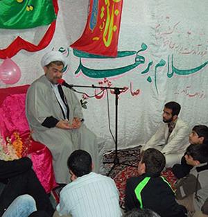 خمام - مراسم میلاد حضرت فاطمهی زهرا (س) در پایگاه شهید شیرودی خمام برگزار شد