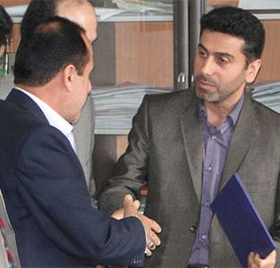 «محمود کنعانی» بهعنوان ریاست ادارهی آموزش و پرورش خمام معارفه شد