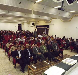 مراسم تجلیل از دانشآموزان شاگرد اول مدارس بخش خمام برگزار شد