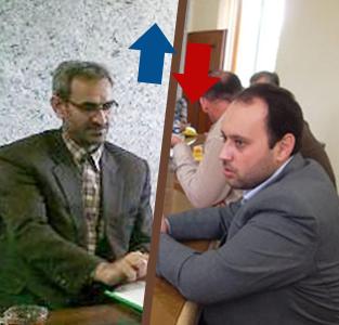 خمام - «حسن قبادی» بهعنوان رئیس جدید ادارهی ثبت احوال خمام معارفه شد
