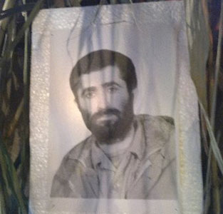 خمام - مراسم سالگرد شهادت سردار مهدی شریفیپور برگزار شد