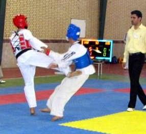 خمام - «تیم مقداد خمام» قهرمان رقابتهای کاراتهی بسیجیان گیلان
