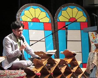 تلاوت «محمدجواد عاطفی» در محفل انس با قرآن