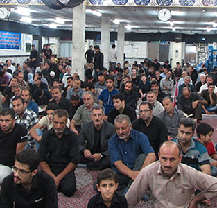 برگزاری مراسم احیاء شب 23 ماه مبارک رمضان در امامزاده حسن (ع)