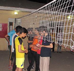 خمام - مسابقات والیبال پایگاه شهید شیرودی با قهرمانی تیم «خلیلی» پایان یافت
