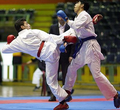 افتخار آفرینی 2 کاراتهکا خمامی در مسابقات کشوری