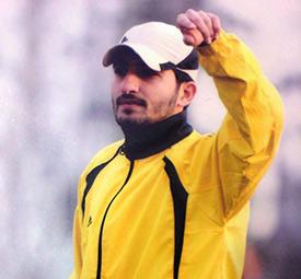 «سیدمحمد سیدزاده» به تیم فوتبال نوجوانان نصر رشت پیوست