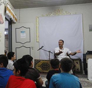 خمام - برگزاری مراسم روز پزشک در کانون امام رضا (ع)