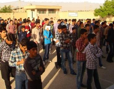 دانشآموزان خمامی از کمبود امکانات رنج میبرند