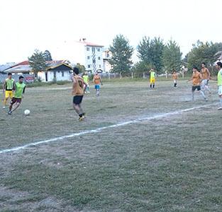 خمام - پیروزی 2 بر 0 تیم شهید ایوب در مقابل آپادانا