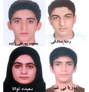 راهیابی 4 دانشآموز خمامی به مرحلهی کشوری مسابقات قرآنی، فرهنگی و هنری