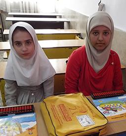 افتخار آفرینی دانشآموزان خمامی در مسابقات کشوری محاسبه ذهنی