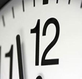 تغییر ساعت رسمی کشور از سیام شهریور