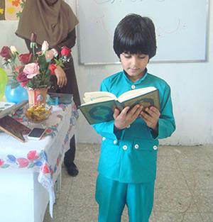 خمام - جشن قرآن در مجتمع سردار جنگل برگزار شد