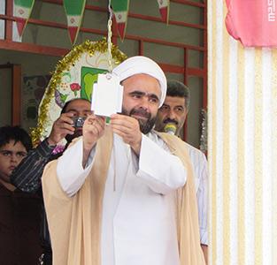 خمام - جشن شکوفهها در دبستان شهید بصارتی چوکام برگزار شد