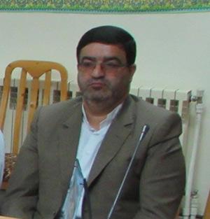 خمام - «غلامرضا شرقی» بهعنوان معاونت بخشداری خمام معارفه شد