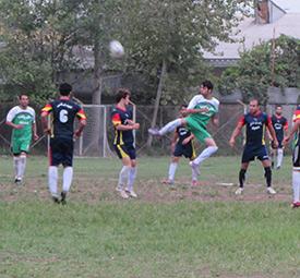 خمام - برد 3 بر 1 تیم فوتبال شهید فانی خمام در مقابل تیم علم و ادب لشتنشاء