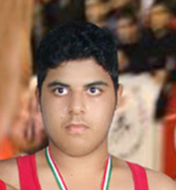 مقام سوم «سیدجلال موسوی» در رقابتهای کشتی فرنگی جوانان گیلان