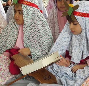 خمام - جشن شکرگزاری قرآن در جوار آستان مقدس امامزاده حسن (ع) خمام برگزار شد