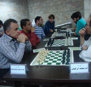 خمام - شروع خوب تیمهای شهرداری و بتنساز خوشاندوخته در مسابقات لیگهای شطرنج گیلان