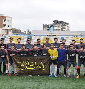 «تیم شهید فانی خمام» قهرمان جام دهیاریهای شهرستان رشت