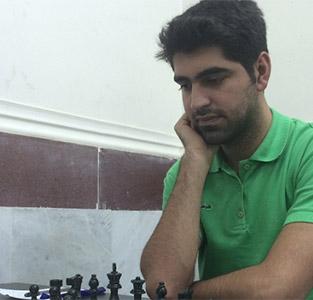 «امیررضا پوررمضانعلی» قهرمان مسابقات شطرنج جام لیان بوشهر