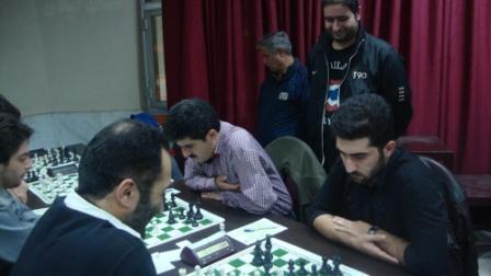 خمام - دو شطرنجباز خمامی 4.5 امتیازی هستند