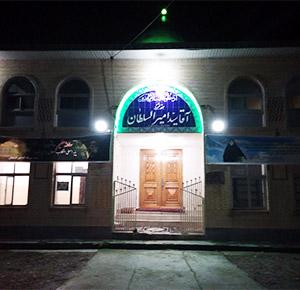 خمام - مراسم عزاداری اربعین حسینی (ع) برگزار شد