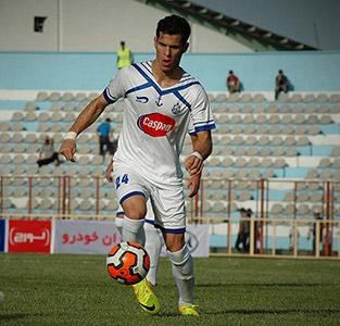 حسام یعقوبی به قرار گرفتن در لیست مازاد باشگاه ملوان واکنش نشان داد