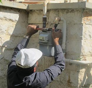 برخورداری 35 روستای خمام از نعمت گاز / 8 مورد در حال اجرا و 1 مورد بزودی