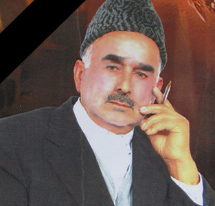 خمام - پدر شهید رحمت ملائی ملقب به «باباطاهر گیلان» درگذشت / + گفتگوی ناتمام