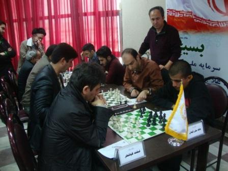 خمام - بتنساز خوشاندوخته به لیگ برتر شطرنج صعود کرد
