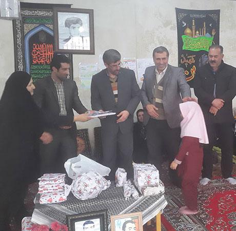 خمام - جشن انقلاب در مسجد پایین محله فتاتو برگزار شد