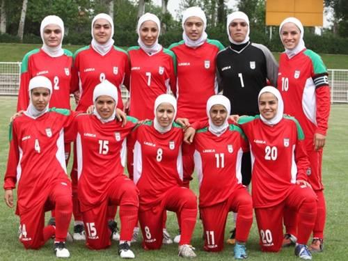 خمام - از «سارا قمی» برای حضور در اردوی تیم ملی فوتبال بانوان بزرگسال دعوت شد