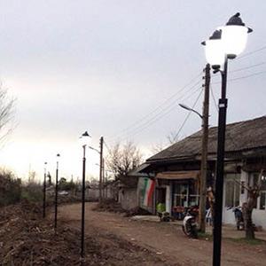 پروژهی روشنایی پل و معابر دهنهسر شیجان