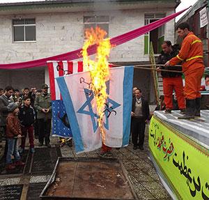 شور حضور مردم خمام در راهپیمایی 22 بهمن