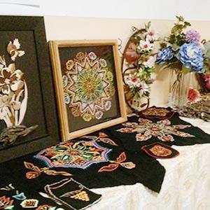 نمایشگاه صنایع دستی تا 25 اسفند دایر است / بیشاز 100 اثر هنری از 10 هنرمند