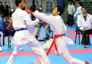 خمام - سعید عباسی به اردوی تیم ملی کاراته دعوت شد